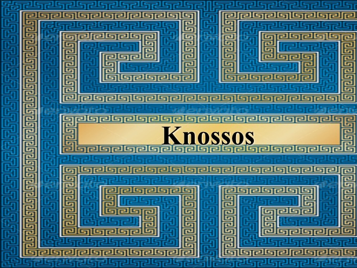 Knossos an Introduction