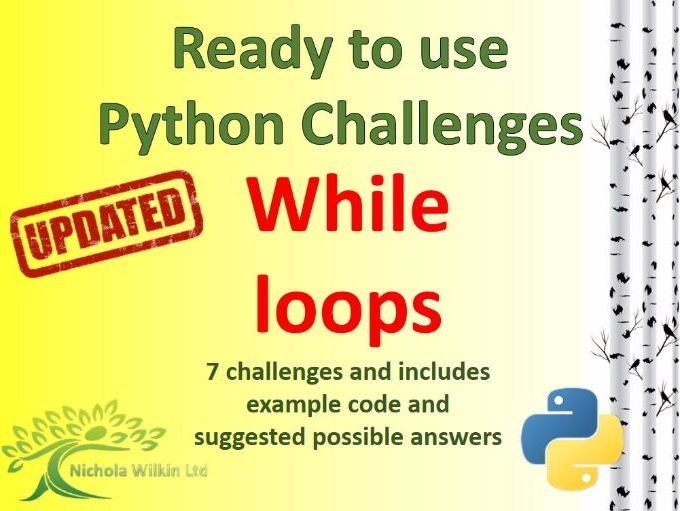 Python While Loops