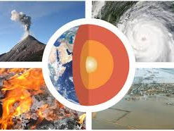 AQA GCSE Geography (9-1) - The Challenge of Natural Hazards (Paper 1 Section A)