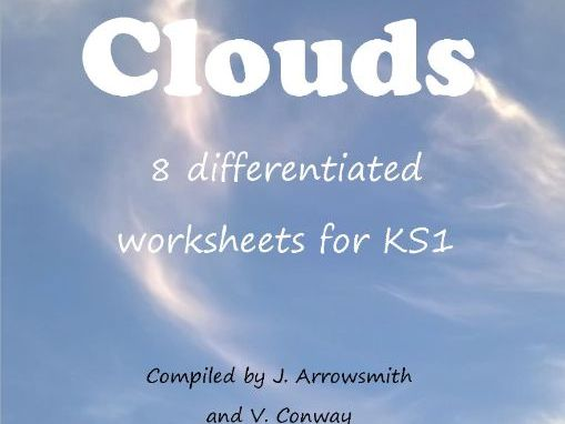 Clouds Project Worksheets