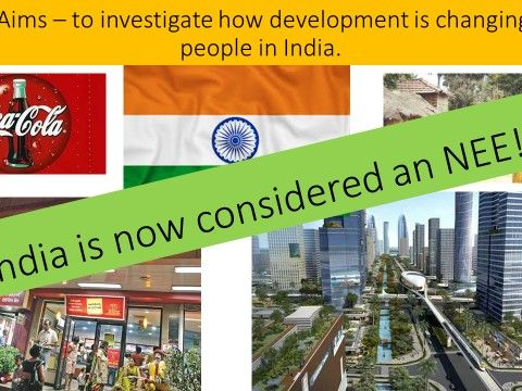 Economic Development in India