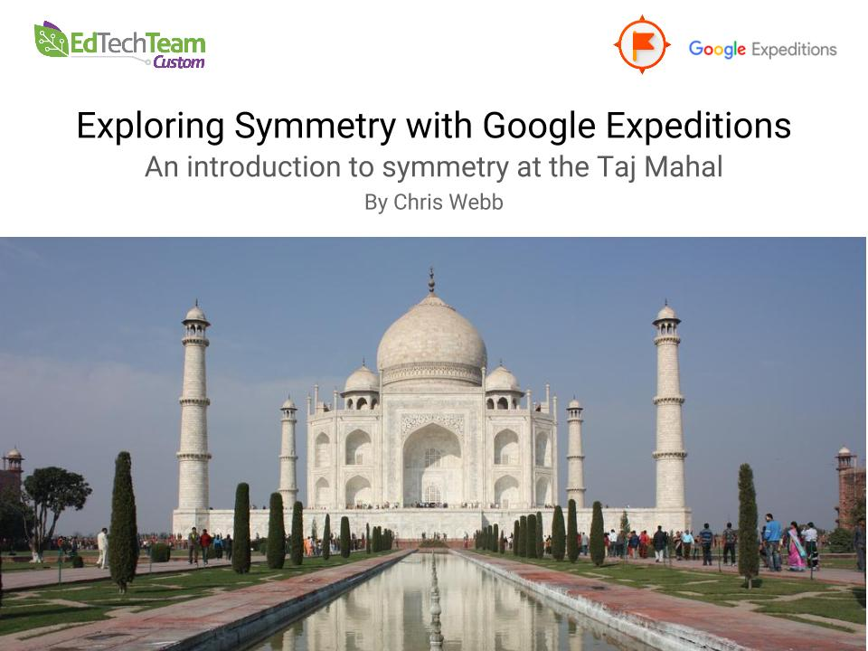 Drawing Lines Of Symmetry Worksheets Ks : Symmetry of the taj mahal #googleexpedition by crippit teaching