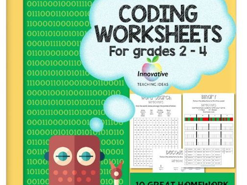 Coding Activities for Beginners (STEM & Digital Technologies)