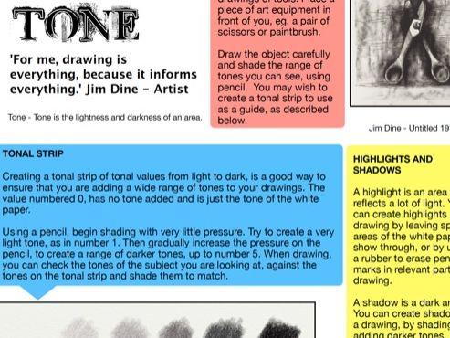 Tone - Formal Elements of Art 3
