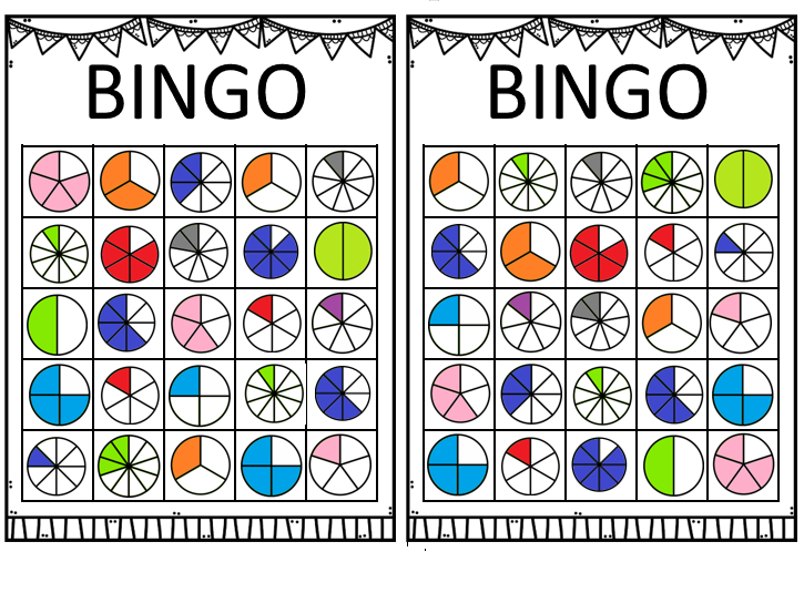 image about Fraction Bingo Printable called GCSE revision online games Tes