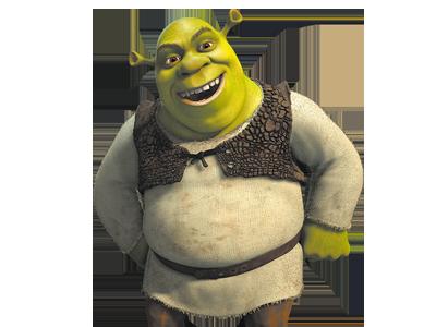 Prejudice and Discrimination using Shrek