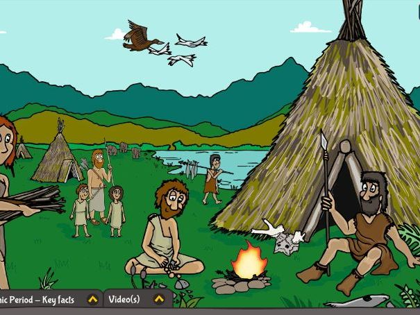 The Stone Age - The Mesolithic