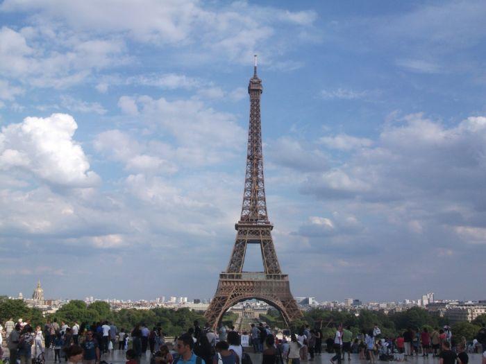 La visite de Paris KS3   Year 8 and Year 9