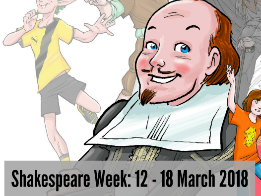 Shakespeare Week: 12 - 18 March 2018