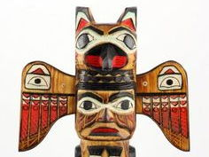 Design your own Sioux totem pole