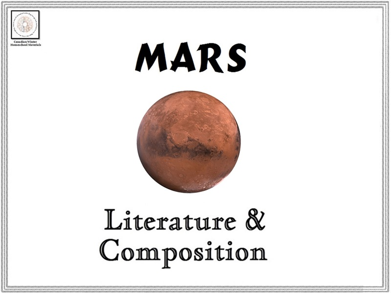 Mars Literature & Composition