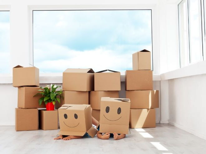 Reading comprehension GCSE AS moving house at home