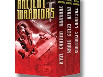 Discovery Channel; Ancient Warriors: The Samurai Episode 16 only Questions Only