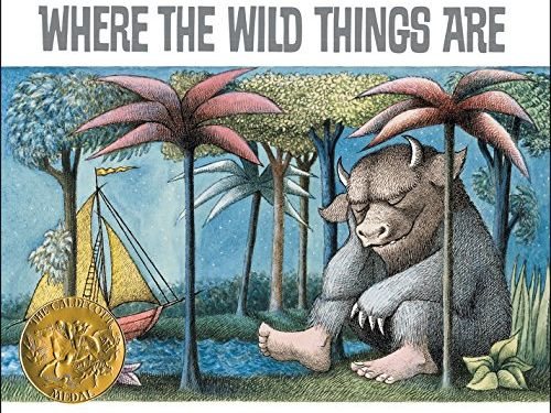 Year 1 Fantasy  worlds  Where The Wild Things Are