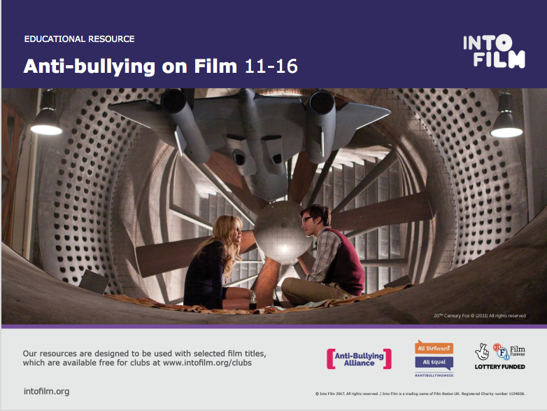 Anti-bullying on film: 11-16