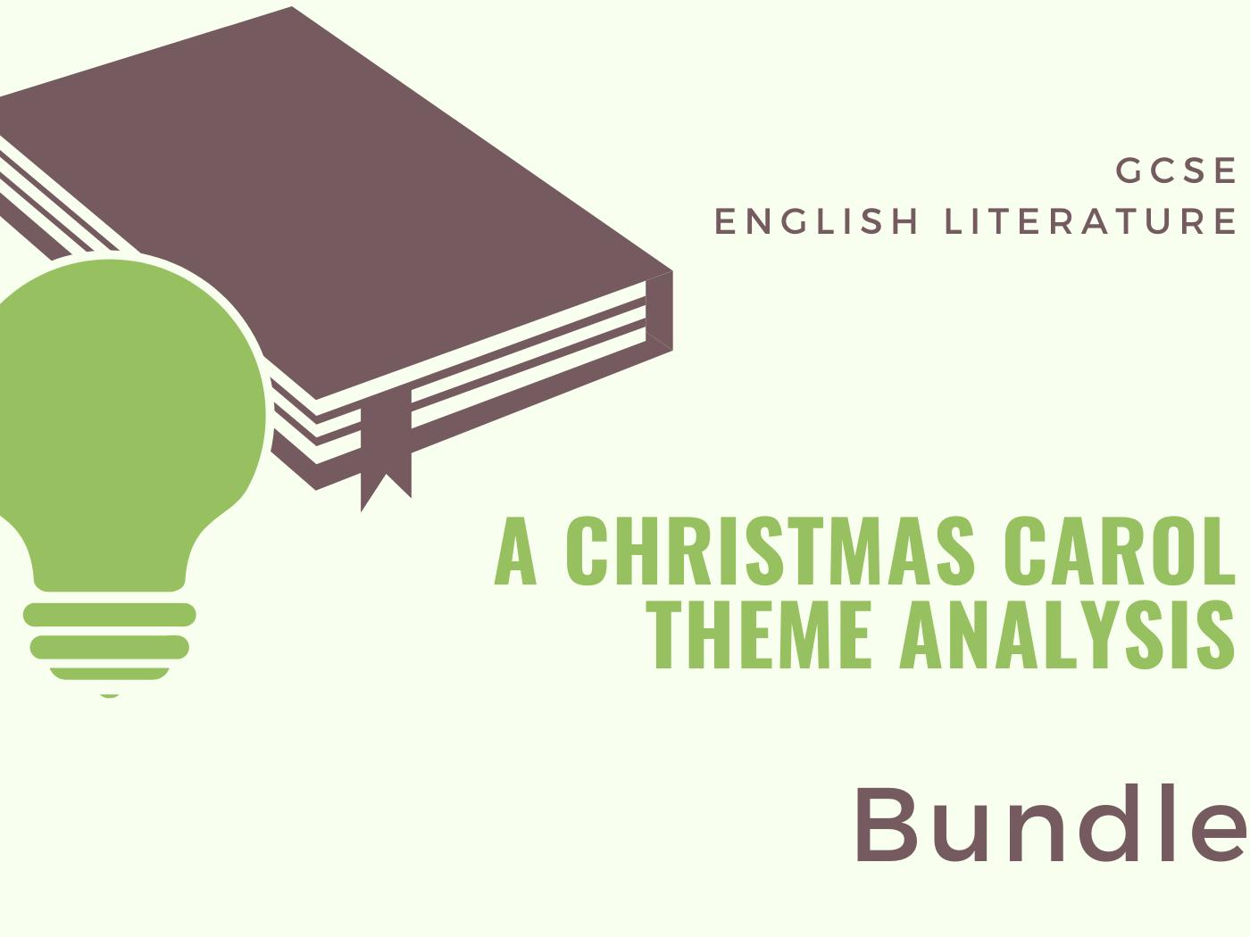 A Christmas Carol: Theme Analysis