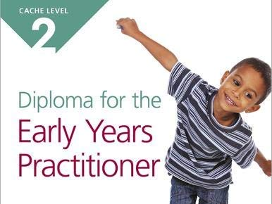 FULL Unit 11:SEN support : CACHE Level 2 Diploma for the early years practitioner (New 2019 Qual)