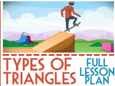 Triangles: KS2 Maths Revision Activities