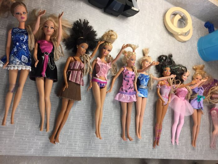 Bungee Barbie - Scatter Graphs and Line of Best Fit