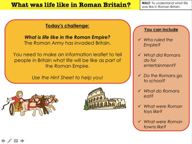Romans What was life like in Roman Britain?