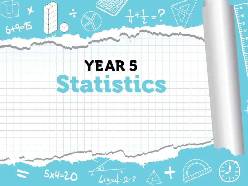 Year 5 - Statisitics - Week 7 - Two Way Tables and Timetables