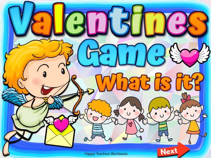 Valentines Powerpoint Game