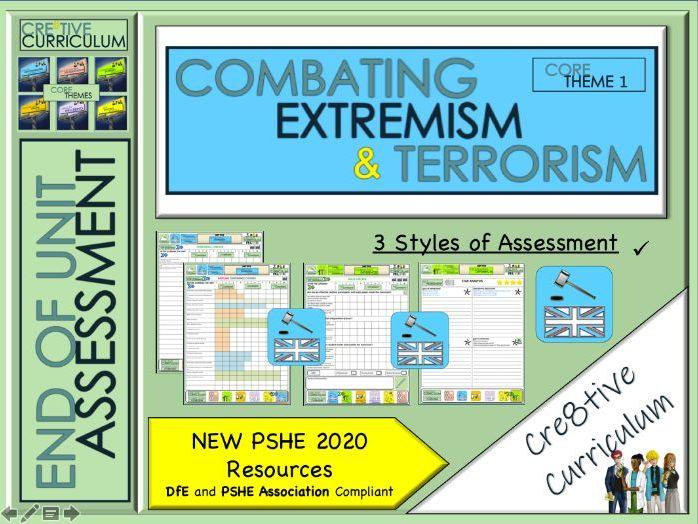 Prevent Terrorism PSHE