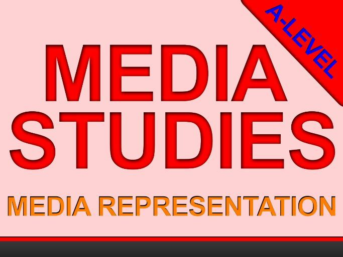 Gender Representation - A-LEVEL - INDIVIDUAL LESSON - MEDIA REPRESENTATION