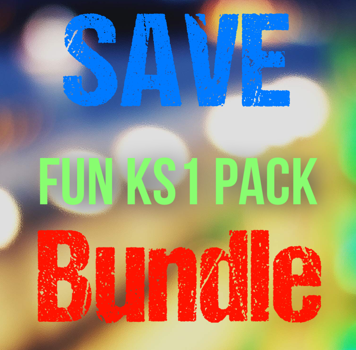 Fun KS1 Bundle