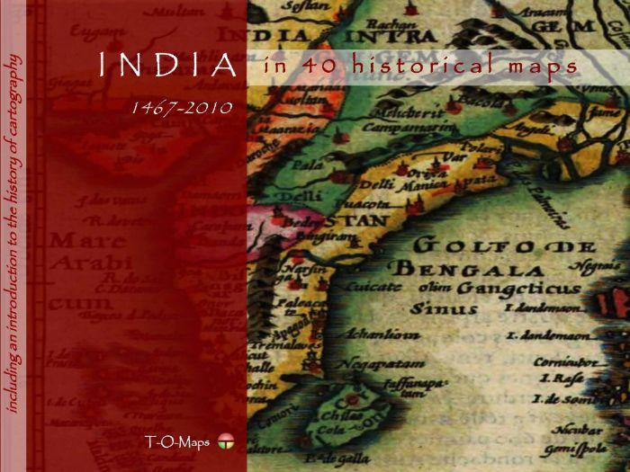 Historical e-Atlas India
