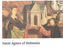 St.  Agnes of Bohemia   March 2nd
