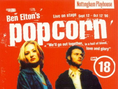 "Study Guide on ""Popcorn"" - Ben Elton"