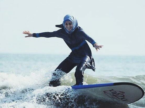 A Complete lesson and resources to explore Islamic women's dress - The Burkini