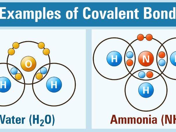 OCR covalent bonding