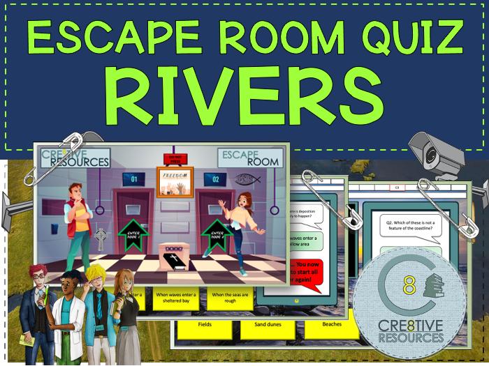 Rivers Escape Quiz