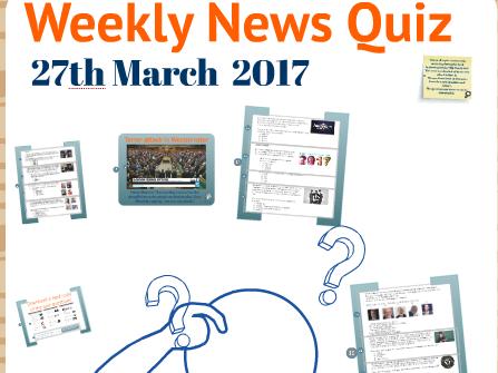 Weekly News Quiz 27/3/17 (Full Prezi Version)