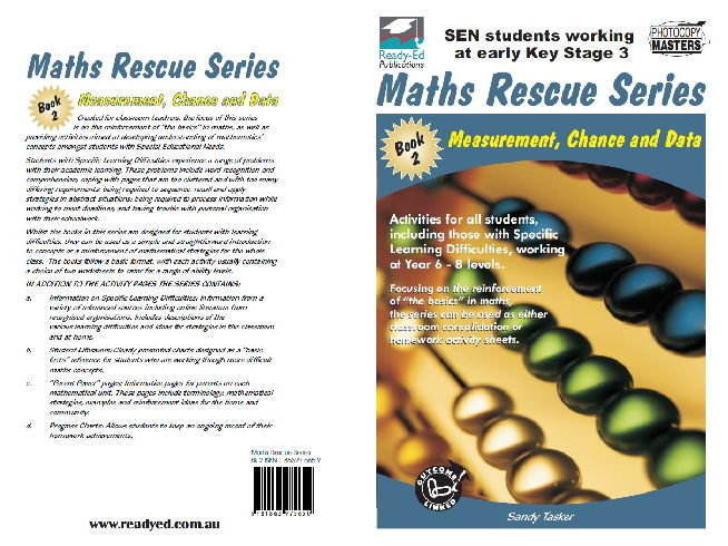 Maths Rescue 2 - Measurement, Chance and Data