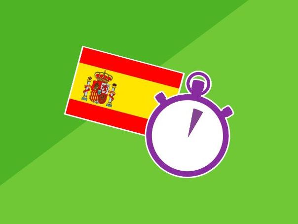 3 Minute Spanish - Lessons 1-9