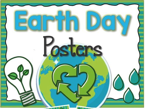 Earth Day Posters FREE