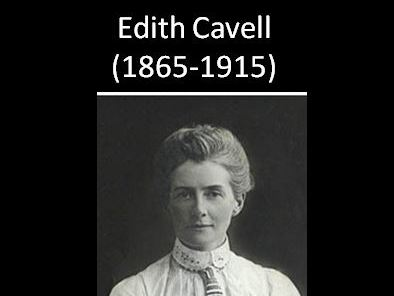 Great Lives: Edith Cavell