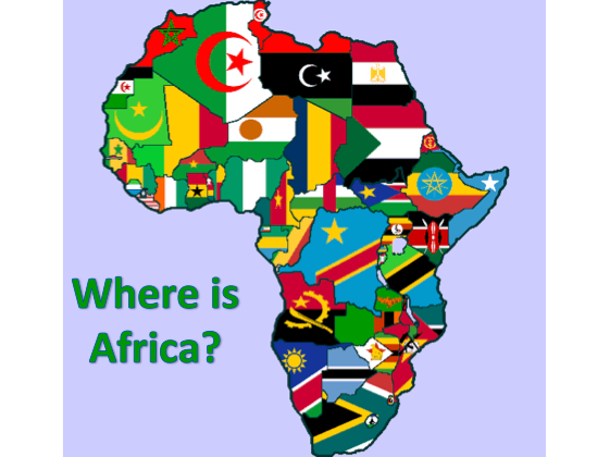 KS3 Africa - Where is Africa?