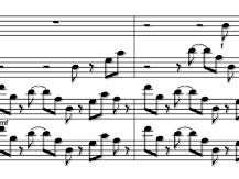 Step by Step guide to composing a Minimalism piece.
