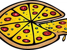 Pizza for Breakfast - Book Talk and Activities