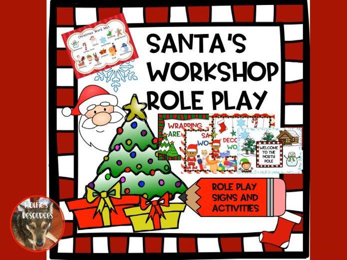Santa's Workshop Role Play