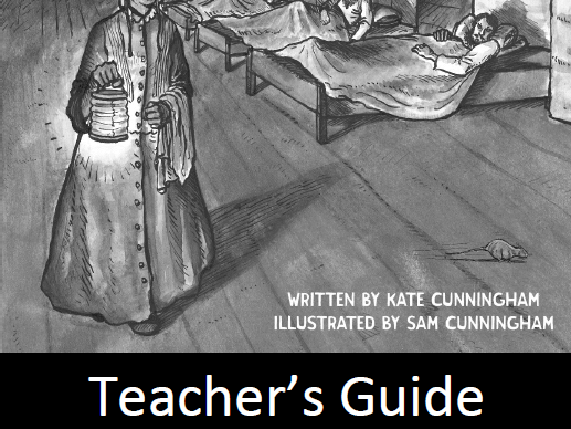 Vlad and the Florence Nightingale Adventure Teacher's Guide