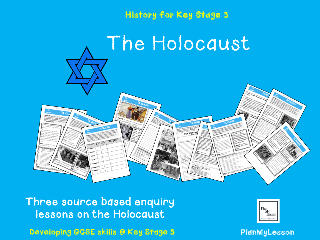 The Holocaust: A source based enquiry