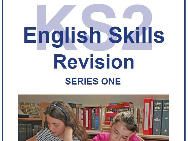 KS2 English Skills Revision Series One Resource Pack