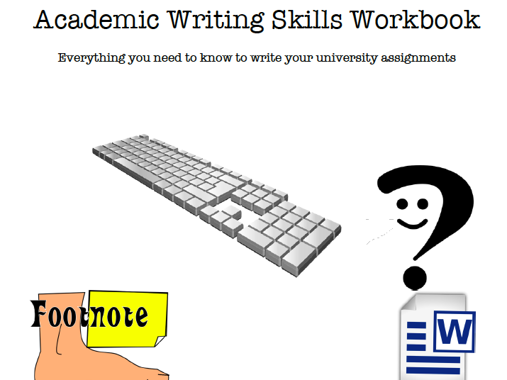 Academic Writing Skills Workbook