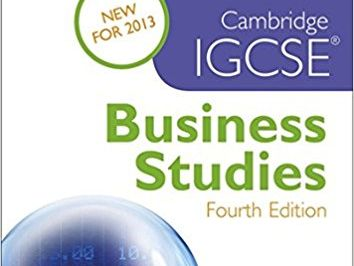 Business Studies IGCSE GCSE SECTION 2 - PEOPLE IN BUSINESS