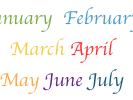 Months of the Year: An upbeat FS and KS1 song to sing through the year